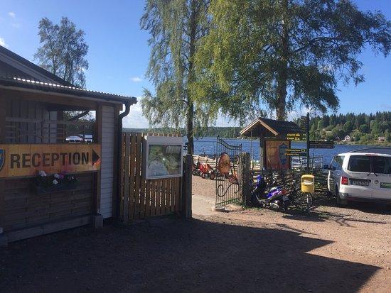camping nær vimmerby sverige