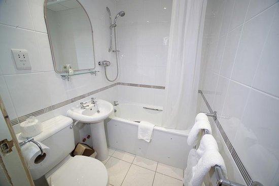 Bedale, UK: Bathroom