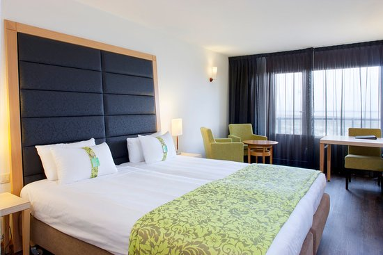 Ijmuiden, Nederländerna: TWIN Bed Guest Room (Superior)