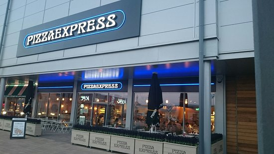 Perfect Pizza And Great Set Menu Pizza Express Murton