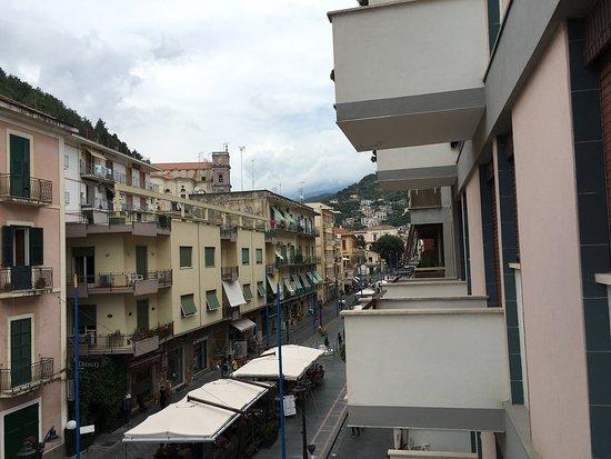Heerlijk hotel aan Almalfi kust