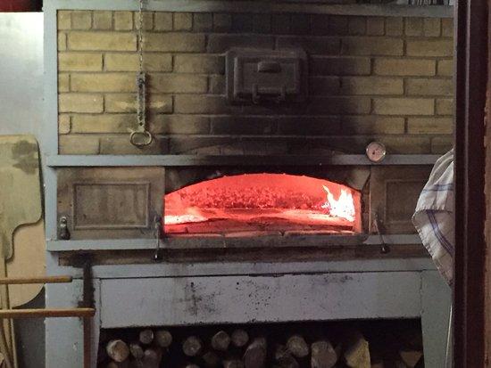 Blaesheim, Fransa: Le four à tarte flambées