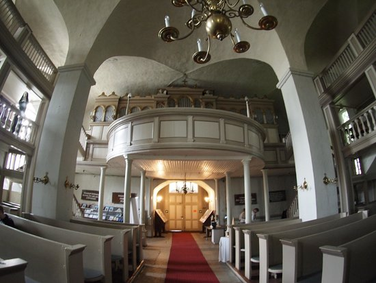 Rakvere, Estonia: The pipe organ