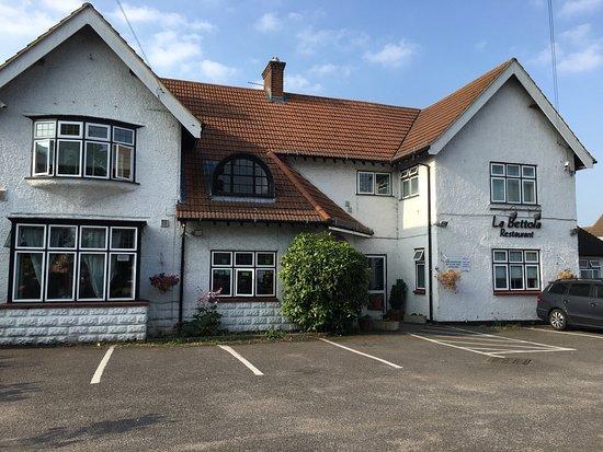 Colnbrook Lodge