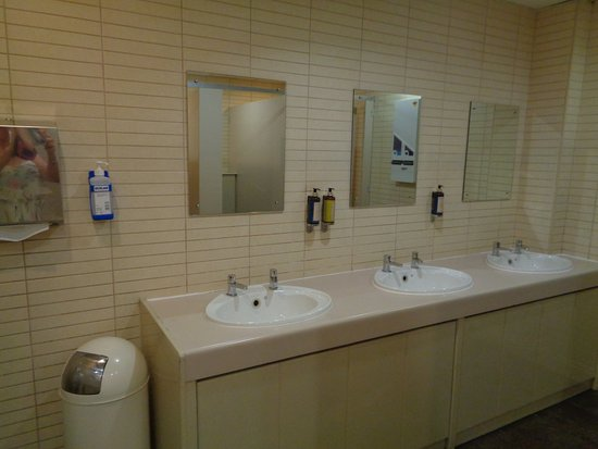 Ladies Bathroom Downstairs In Hotel Picture Of Oxford Witney Hotel Witney Tripadvisor