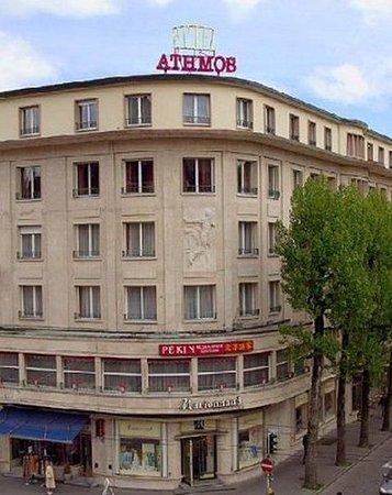 스위스 퀄리티 애트모스 호텔 센터