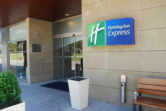 Aldaia, Spain: Hotel Main entrance