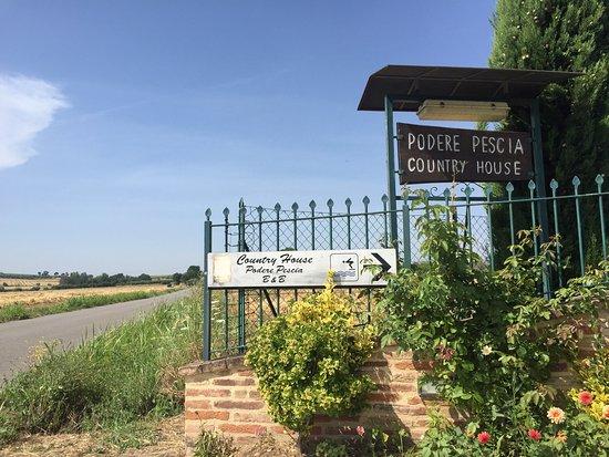 Holiday House Podere Pescia