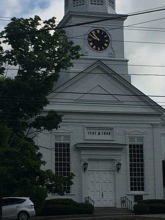 York, ME: church