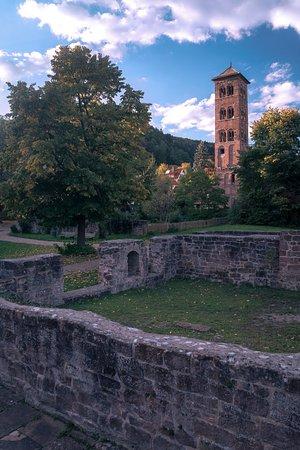 Calw, Tyskland: Аббатство Хирзау