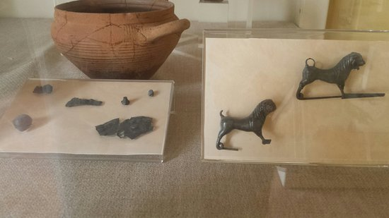 Museo Archeologico di Calatia: 20160818_154919_large.jpg
