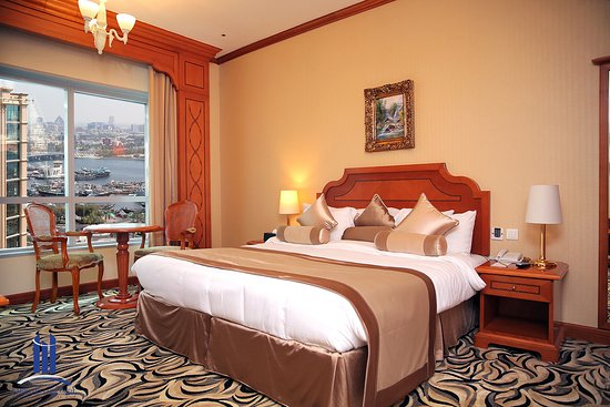 Emirates Concorde Hotel & Residence : Guest Room