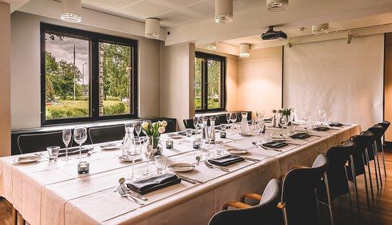 Radisson Blu Hotel, Espoo: Radisson Blu Espoo Meeting Room Lunch