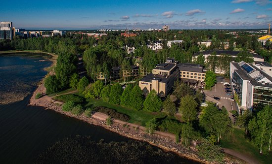 Radisson Blu Hotel, Espoo: Rdb Espoo Otaranta View
