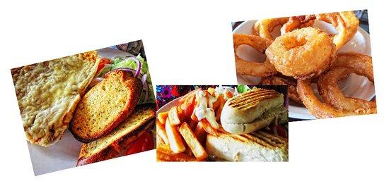 Burnham-on-Crouch, UK: Lunch