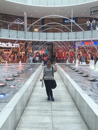the mall solna
