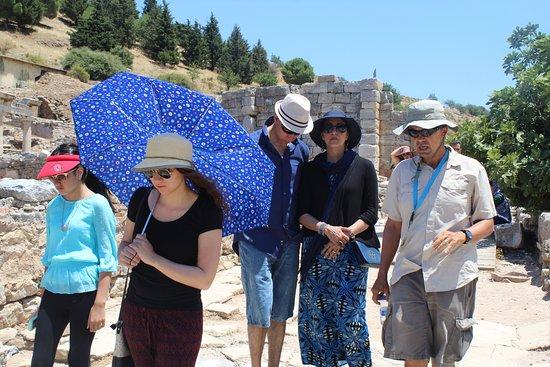 Ephesus Travel Guide - Private Ephesus Tours: Ephesus tour with Denizhan