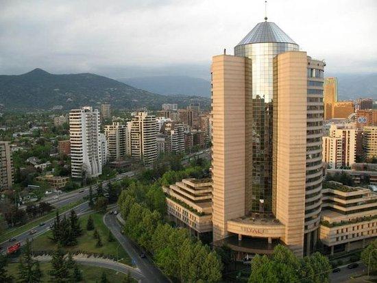 Grand Hyatt Santiago: Hyatt Portada