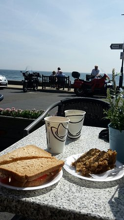 Laxey Beach Stop Cafe: 20160816_131054_large.jpg