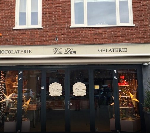 Chocolaterie Van Dam