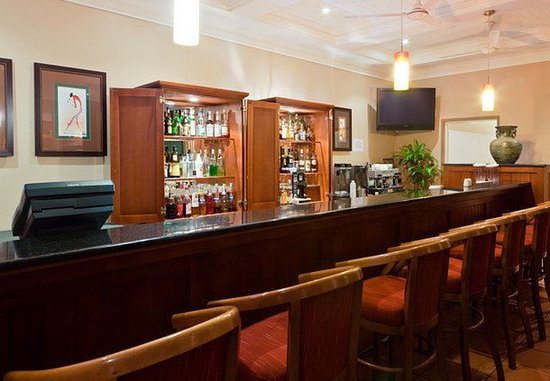 Illovo Beach, Südafrika: Lobby Bar