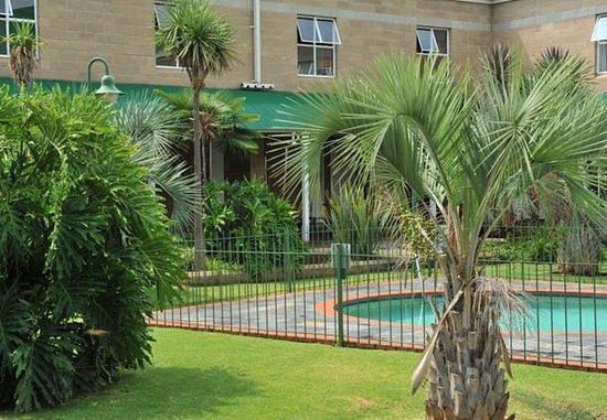 Klerksdorp, África do Sul: Outdoor Pool