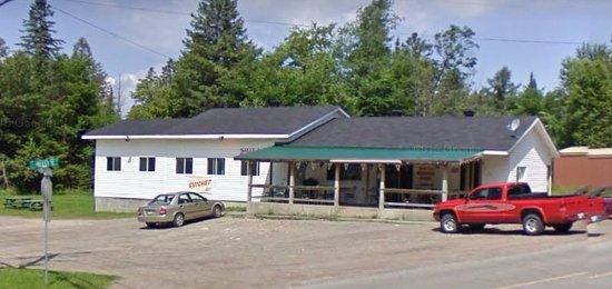 Wentworth Nord, Kanada: Restaurant de la riviere perdue