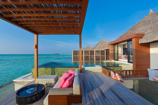 Four Seasons Resort Maldives at Kuda Huraa: Water Villa with Pool - Outdoor Deck