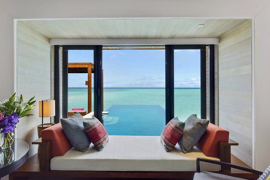 Four Seasons Resort Maldives at Kuda Huraa: Water Villa with Pool