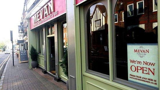 Leighton Buzzard, UK: Mevan Restaurant