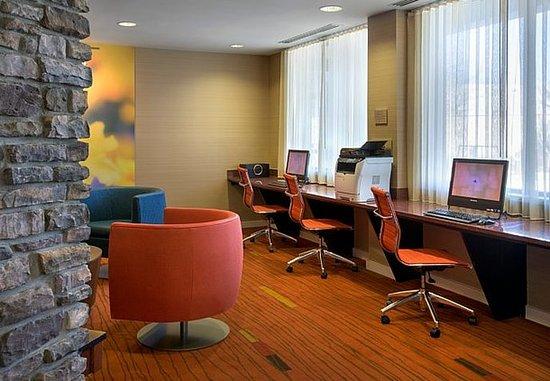 Paramus, NJ: Business Center