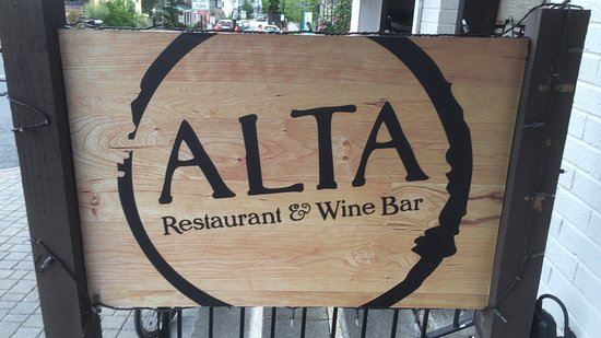 Alta Restaurant & Wine Bar: photo1.jpg