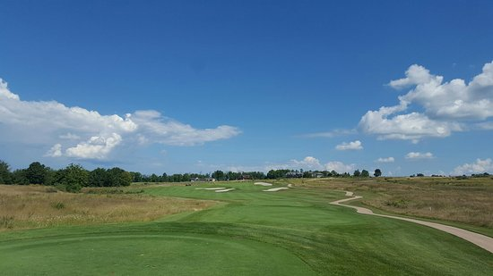 Williamsburg, Мичиган: Great Course
