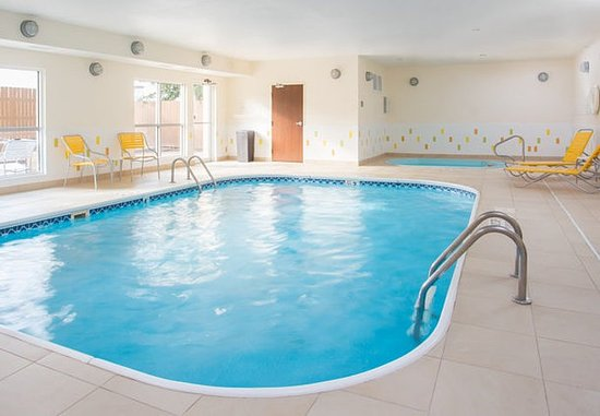 Temple, TX: Indoor Pool & Whirlpool