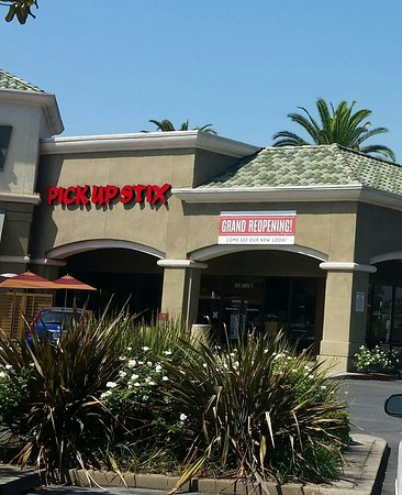 La Habra, CA: Pick Up Stix