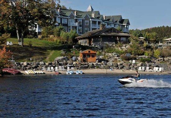 Minett, แคนาดา: Jet Skiing
