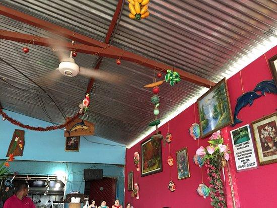 Brasilito, Costa Rica: L'intérieur