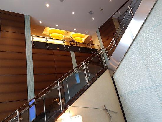 Hilton Garden Inn Washington DC/US Capitol: Lobby and exteriors of Hilton Garden