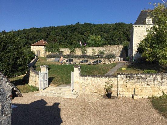 Cravant-les-Coteaux, Francia: Domaine de Givré