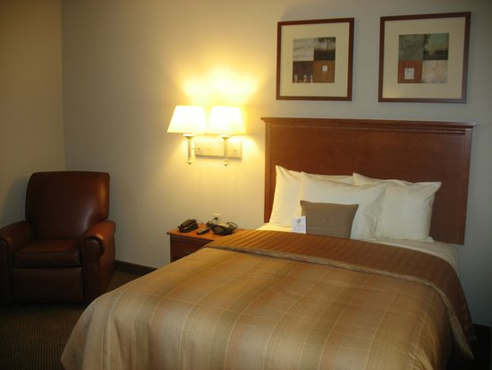 Candlewood Suites Memphis : Studio Suite with One Queen Bed