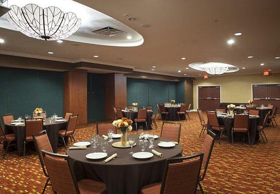 Orange Park, Φλόριντα: Kingsley Ballroom – Banquet Setup