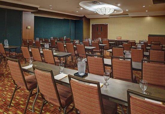 Orange Park, Φλόριντα: Blanding Ballroom – Classroom Setup