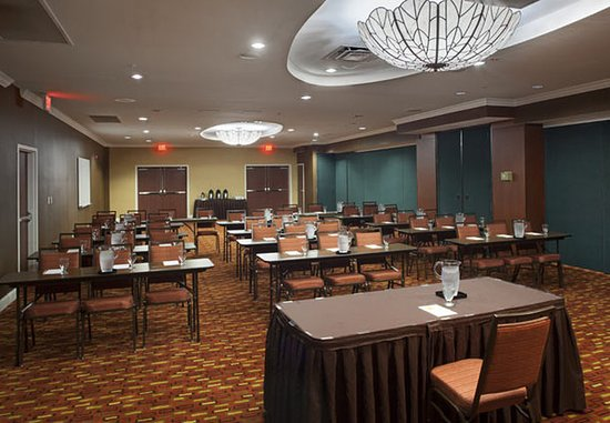 Orange Park, Φλόριντα: Kinglsey Ballroom – Classroom Setup