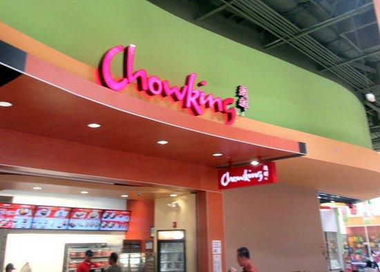 Chow King, Milpitas, CA