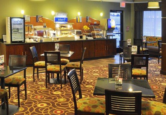 Mount Juliet, TN: Breakfast Bar