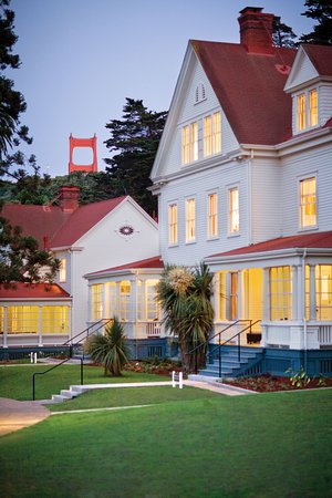 Cavallo Point: Historic Buildings