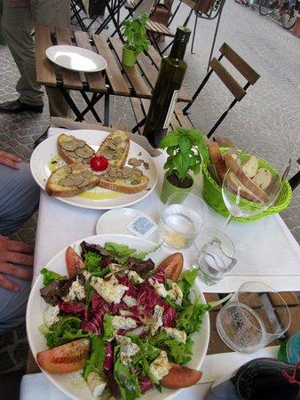 La Palma : Enoteca lunch