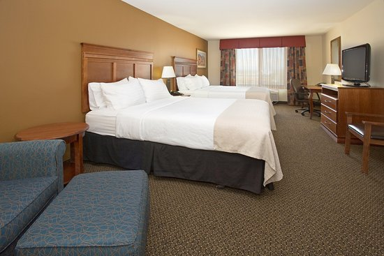 Trinidad, CO: ADA/Handicapped accessible Two Queen Guest Room