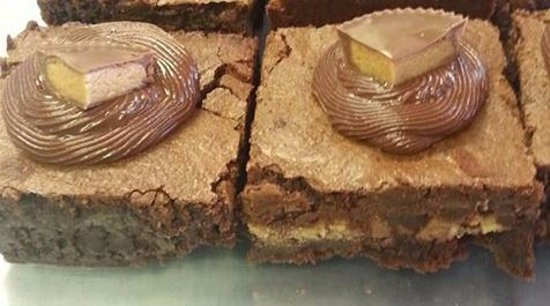 Fishers, IN: Peanut Butter Cup Brownies