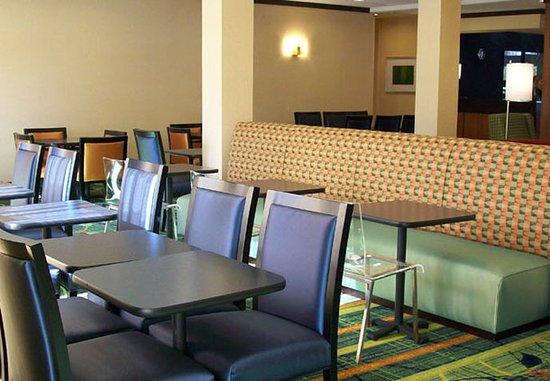 Strasburg, VA: Breakfast Area